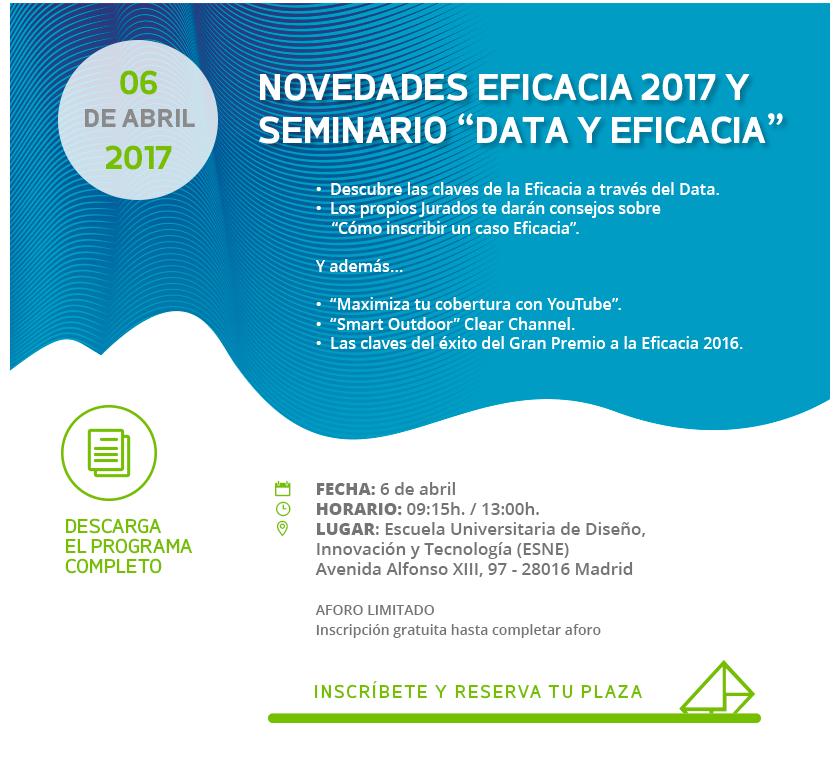 Seminario Data y Eficacia