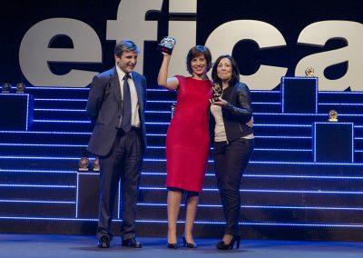 Premios Eficacia 2015