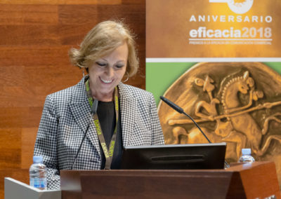 Lidia Sanz. Directora General, aea